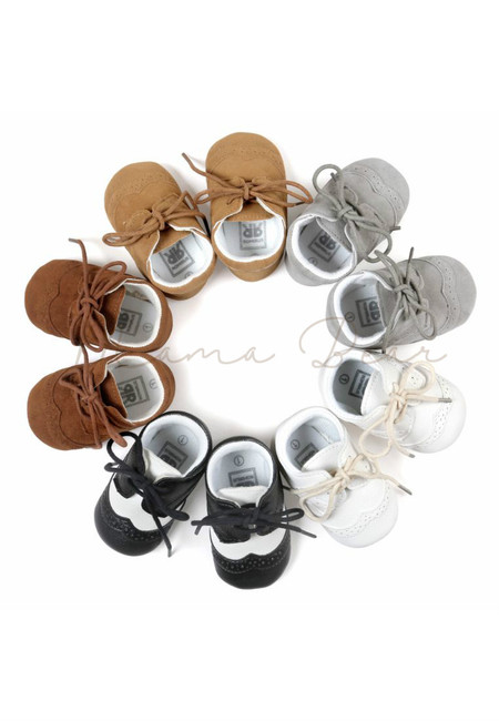 Tailored Tots Classic Baby Shoes