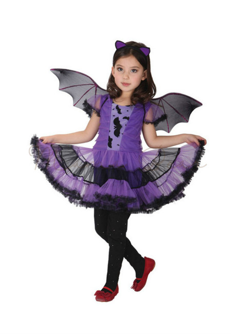 Bat Girl Halloween Costume