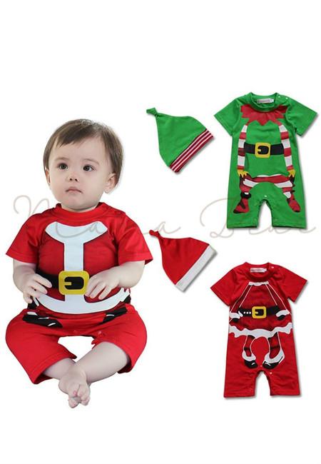Babysuit Christmas Costumes