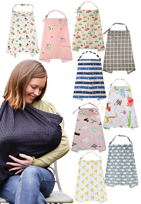 Cute Printed Nursing Breastfeeding Cover