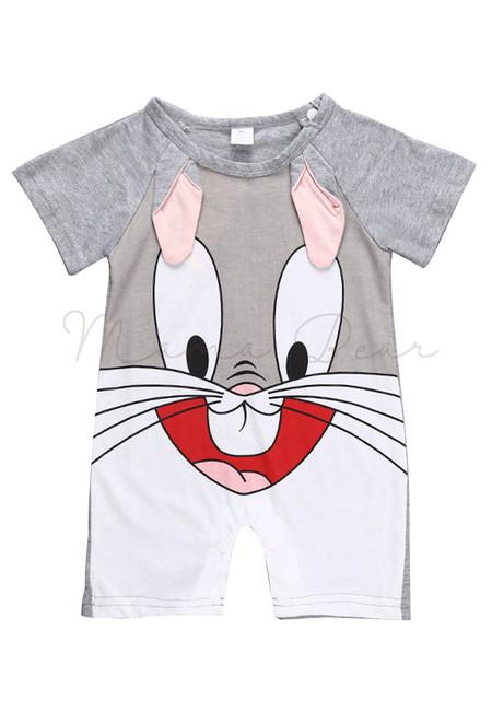 Baby Bugs Bunny Onesies Bodysuit