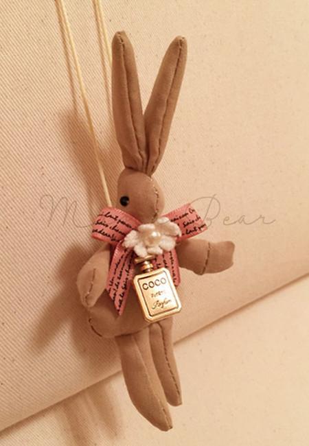 Stylish Rabbit Kids Necklace