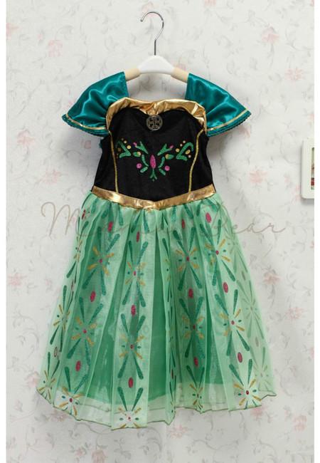 Frozen Anna Kid Costume