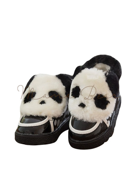 Panda Footprints Kid Shoes