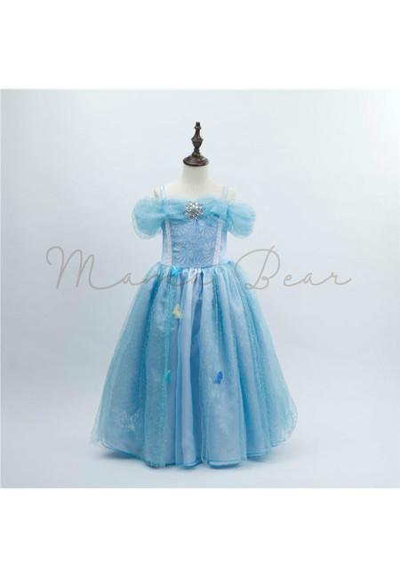 Frozen Elsa Inspired Kids Costume