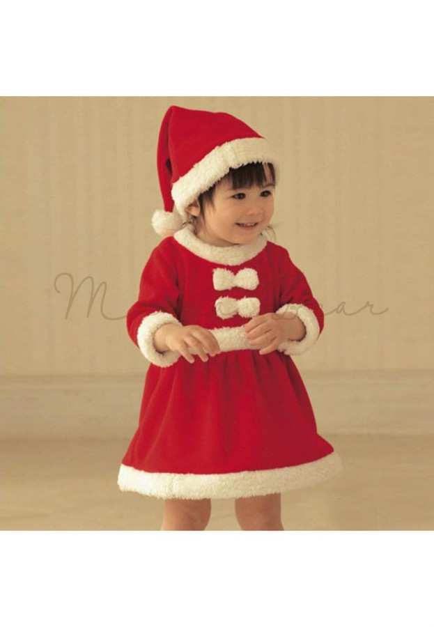 Baby Girl Santa Costume Set  sc 1 st  MamaBear : santa claus child costume  - Germanpascual.Com