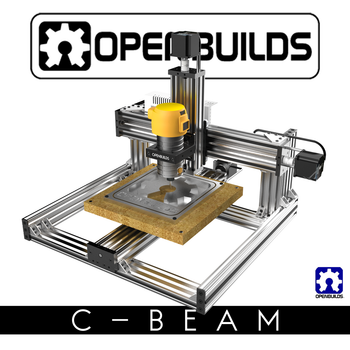 OpenBuilds C-Beam Machine