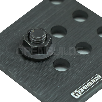 Serrated Flanged Nut