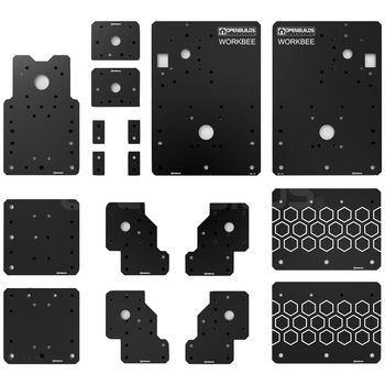OpenBuilds WorkBee Plate Set