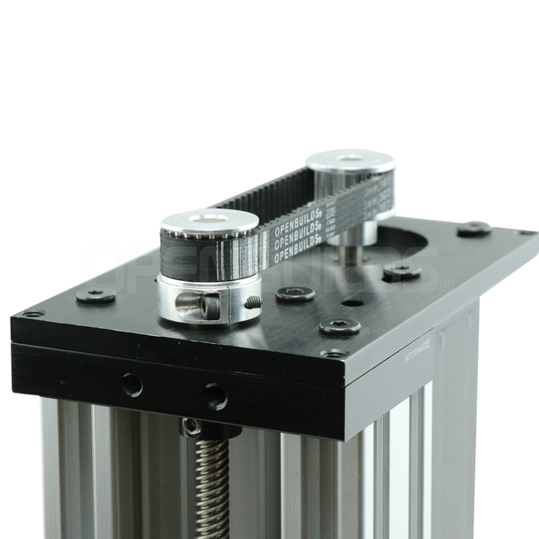 3GT (GT2-3M) 9mm Timing Belt - Closed Loop