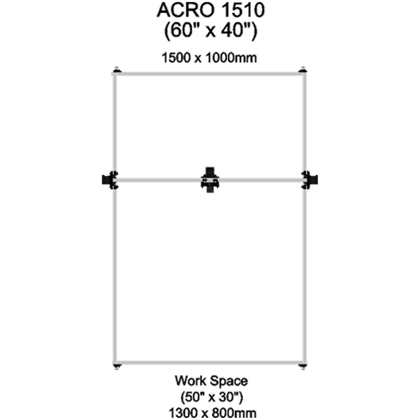 """OpenBuilds ACRO 1510 60"""" x 40"""""""