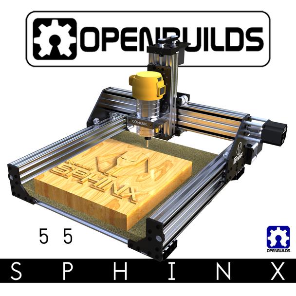 "OpenBuilds Sphinx 55 (20"" x 20"")"