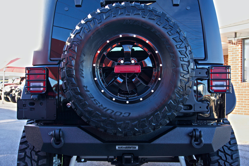 Hinge Tailgate Tire Carrier