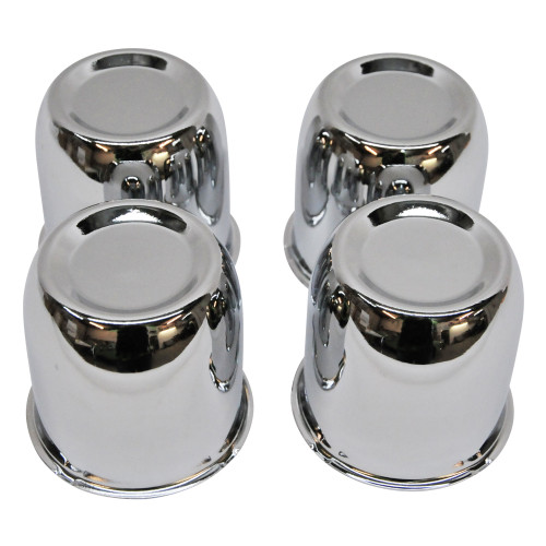 Chrome Center Caps (Set of 4)