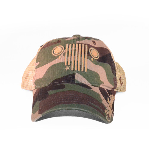 Jeep Grill Relaxed Cap