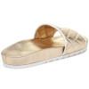 JSlides EDGE Gold Leather