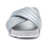 JSlides EASY Silver Metallic Wash
