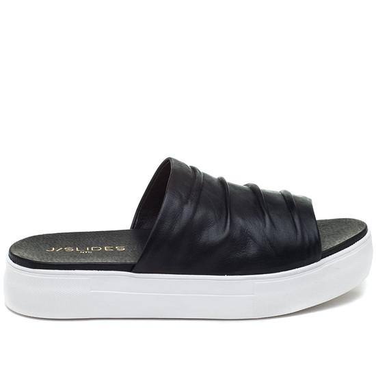 JSlides ALURA Black Leather