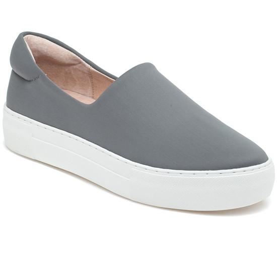 JSlides ARIANA Grey Fabric