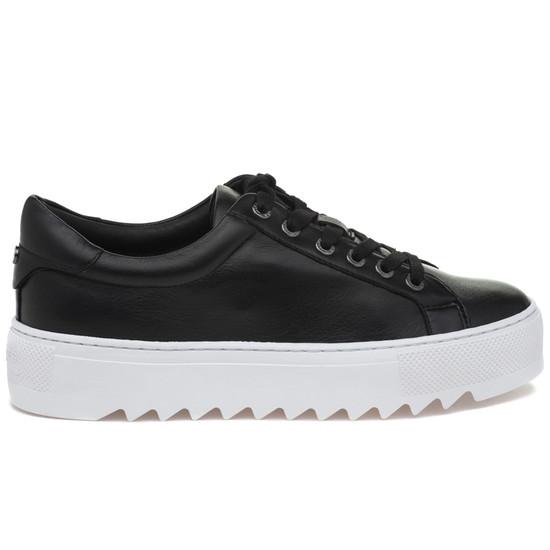 JSlides SAPPHIRE Black Leather