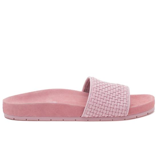 JSlides NAOMIE Pink Nubuck