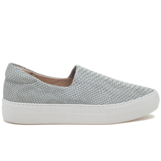 JSlides ARIANA Light Grey Embossed