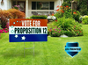 Coroplast Yard Signs. A great way to advertise your custom message!