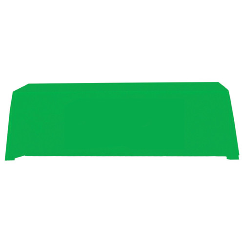 lime green table throw solid stock