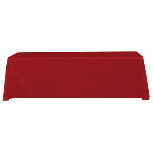 red-table-throw-solid-stock-8-ft