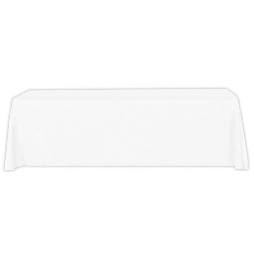 white-table-throw-solid-stock