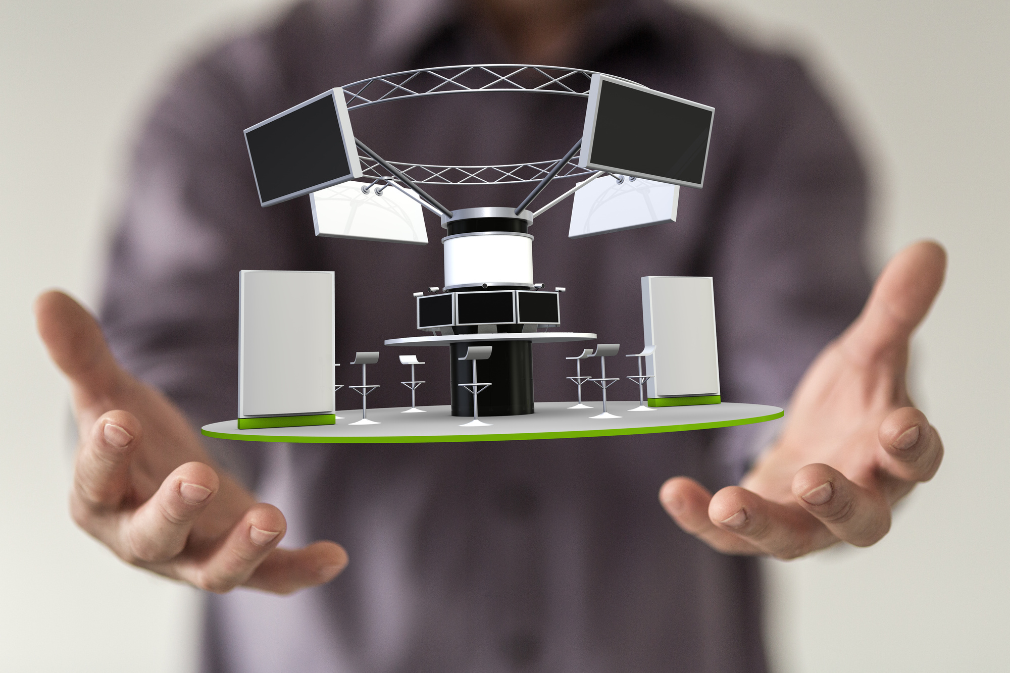 7 Awesome Trade Show Display Ideas to Help Attract Visitors