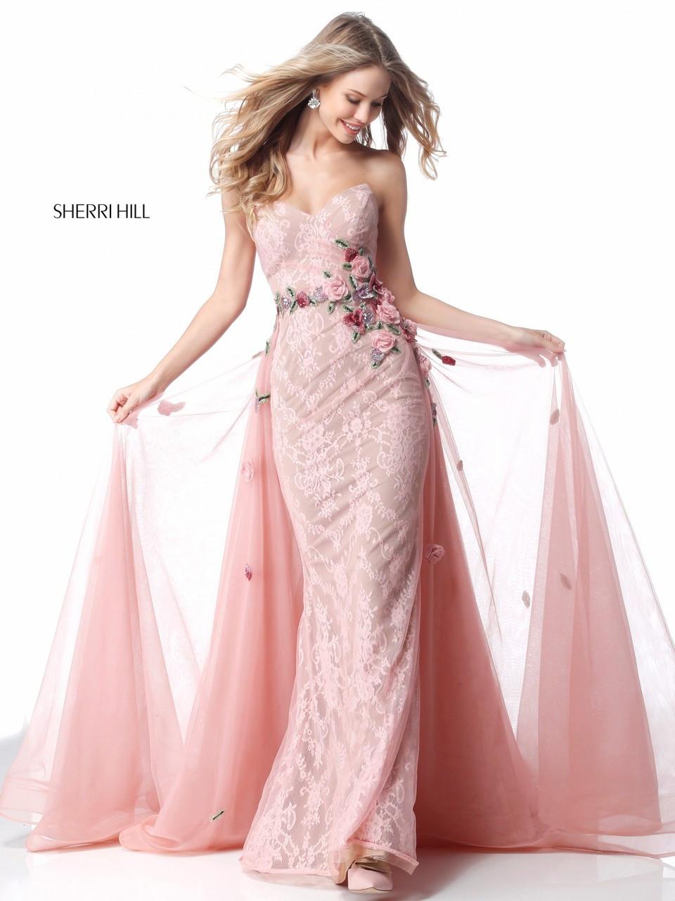 Sherri Hill 51931 - B Chic Fashions