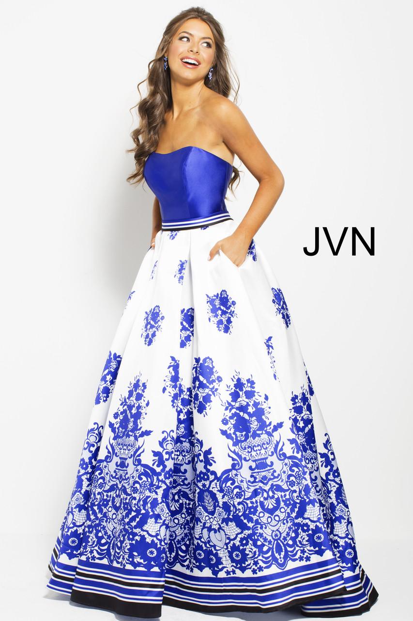 daba86504435 JVN by Jovani JVN58592 - B Chic Fashions