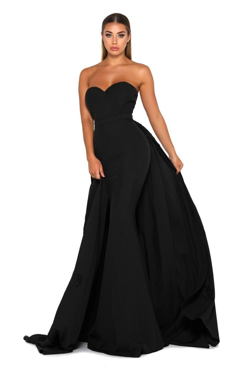 Portia & Scarlett Endora Gown Strapless - B Chic Fashions