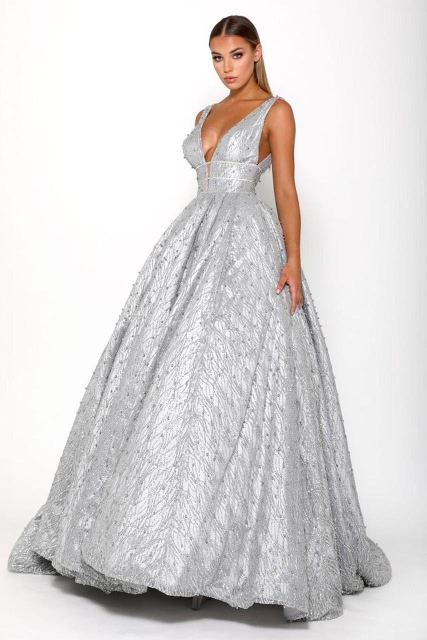 Portia Scarlett Cinderella Gown B Chic Fashions