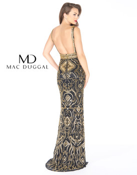 Mac Duggal 4595R