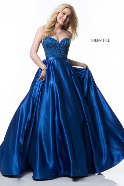 Sherri Hill 52055