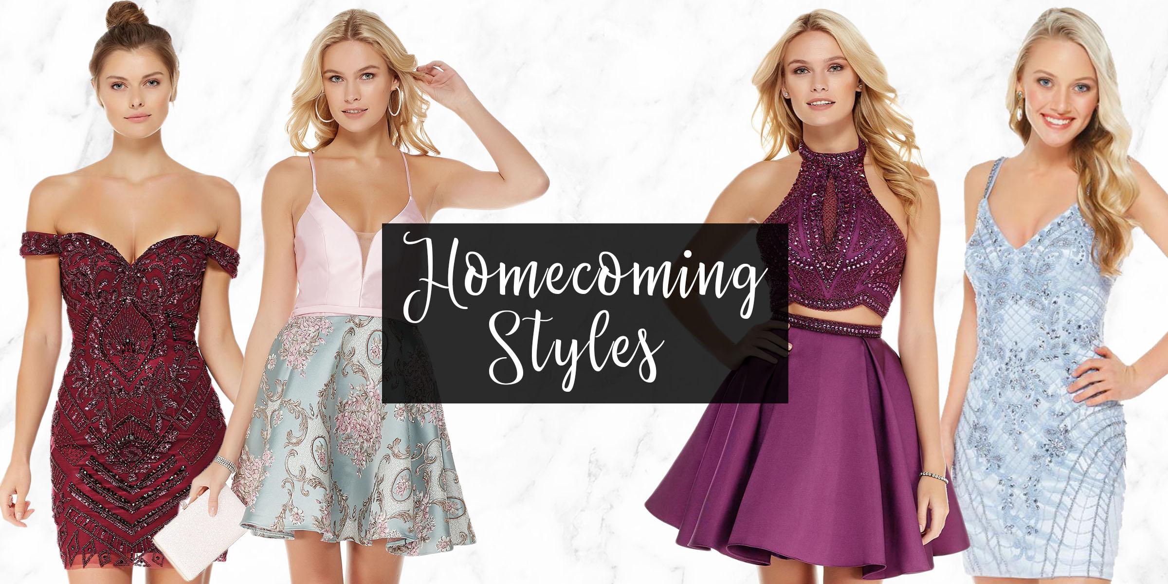 Homecoming dress 2018