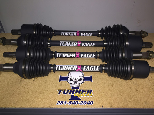 Turner Eagle 2 Upgraded