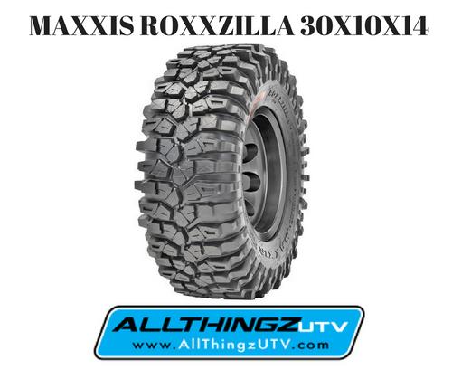 BACK ORDERED Maxxis Roxxzilla 30x10x14