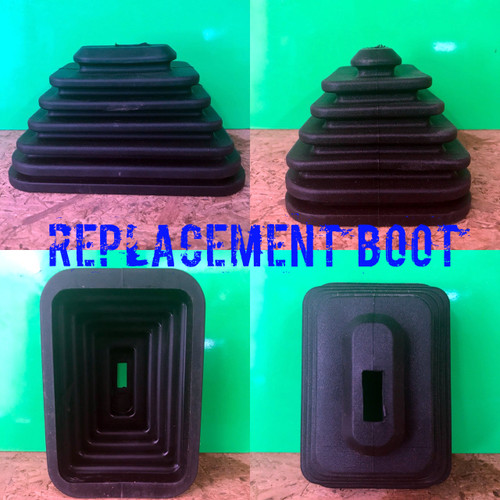 REPLACEMENT SHIFT BOOT