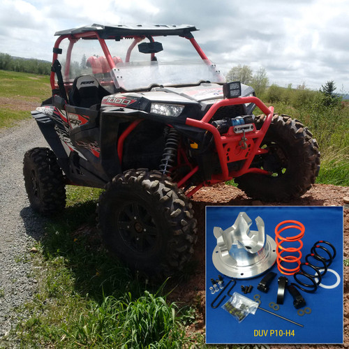2016-2018 Polaris RZR 1000 XP4. Also fits 2016+ 1000 XP Highlifter Edition with new style secondary*
