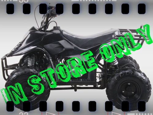 COOLSTER YOUTH ATV 4 WHEELER (IN STORE ONLY)