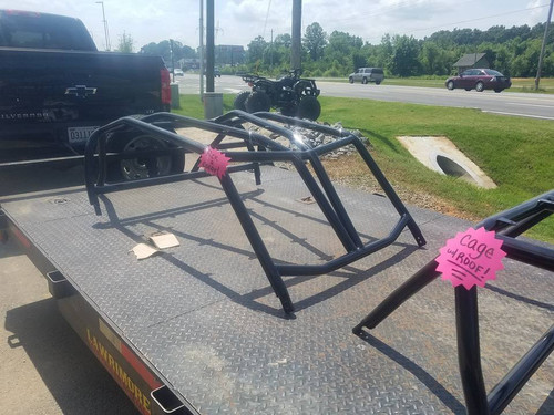 FAST LANE CUSTOM COLOR RZR CAGE (IN STORE ONLY)