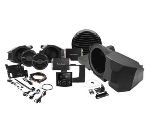 Rockford Fosgate Audio Systems Stage 4, RZR