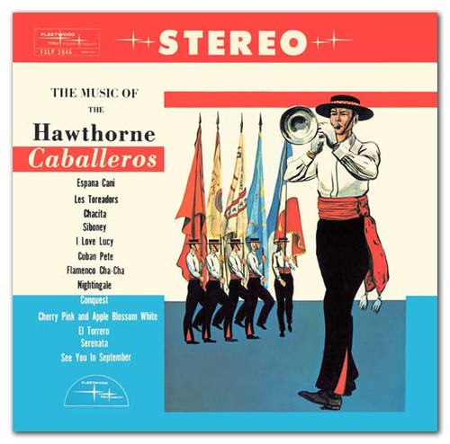 1961 - Music of the Hawthorne Caballeros