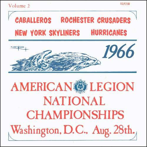 1966 - American Legion Nationals - Vol. 2