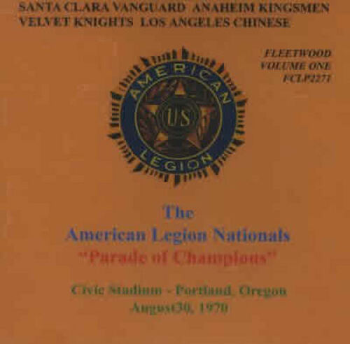 1970 American Legion Nationals - Vol. 1