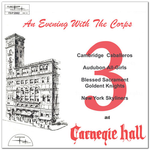1962 - An Evening With the Corps at Carnegie Hall - Vol 3