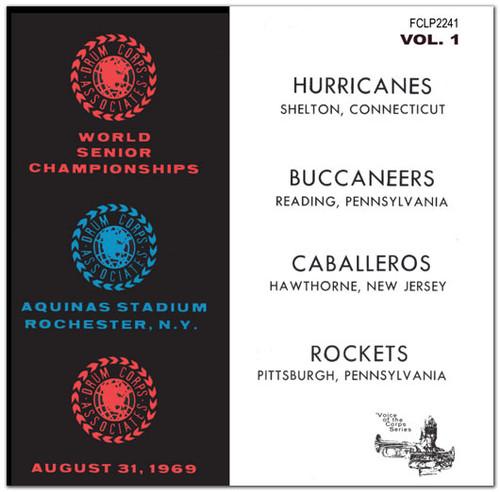 1969 DCA Championships - Vol. 1